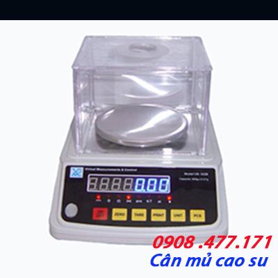 CÂN MỦ CAO SU VB1002B