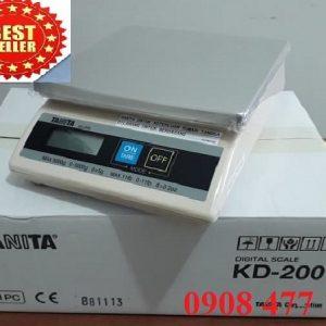Cân KD 200 (5Kg x 5g) TANITA - JAPAN 4