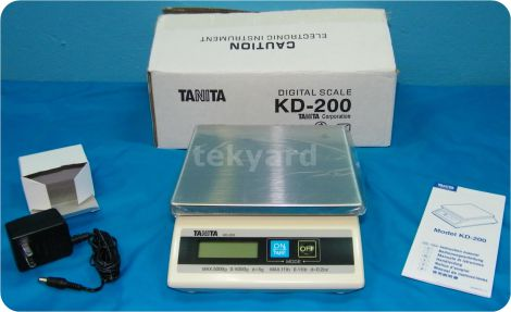 Cân KD 200 (2Kg x 2g) [TANITA - JAPAN]