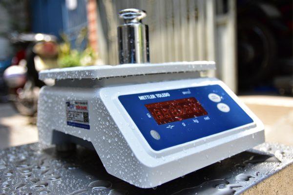 Cân Thủy Sản 15kg BPA121-METTLER TOLEDO
